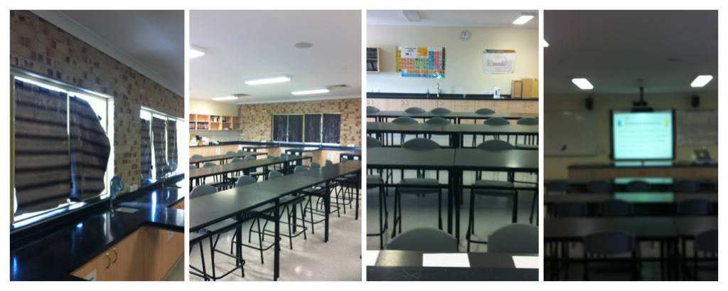 Innovative Classroom Lighting : Space matters why must high school students endure bland