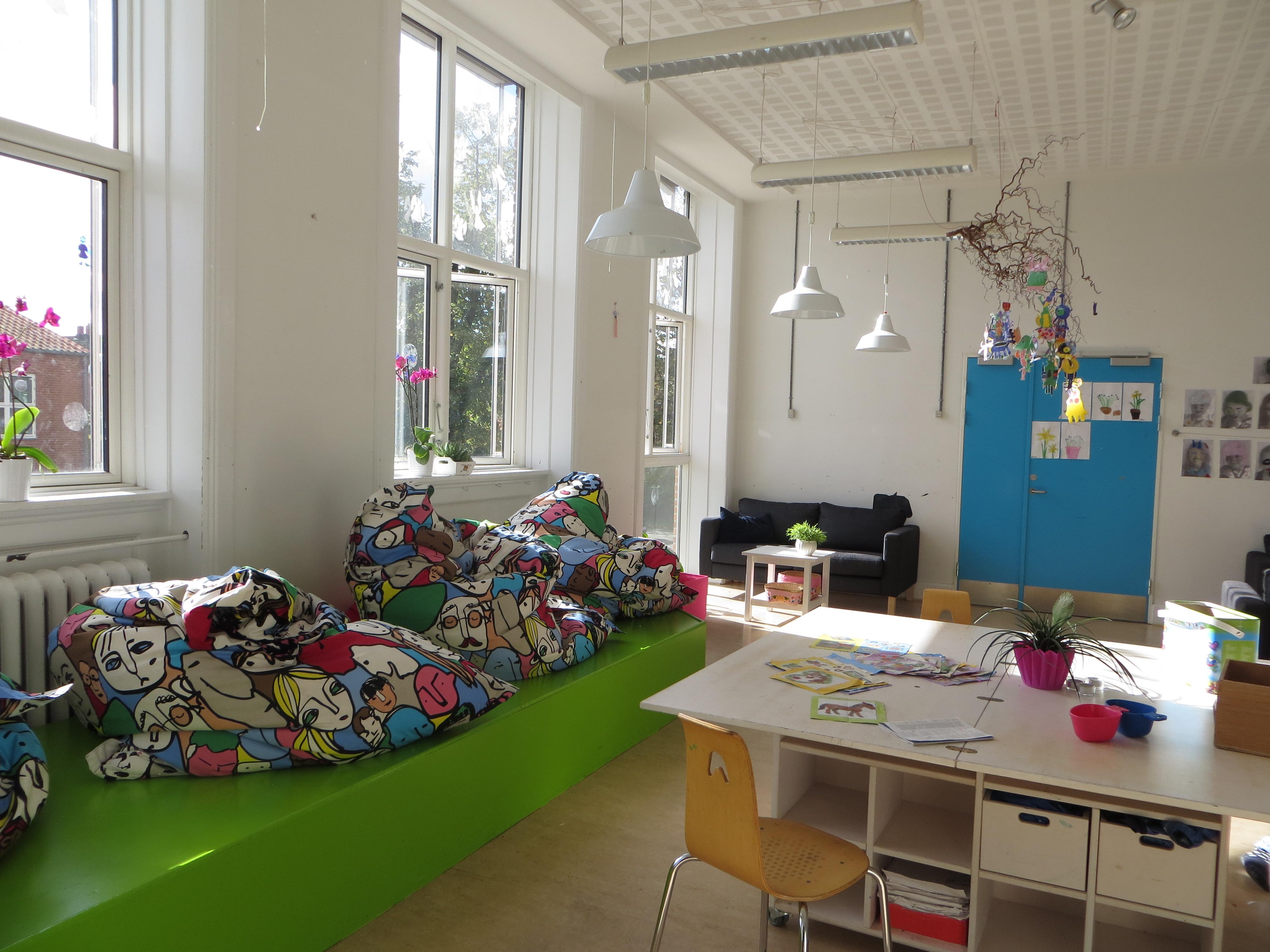 Primary School In Copenhagen